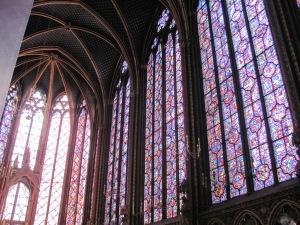 La Sainte Chappelle, Paris